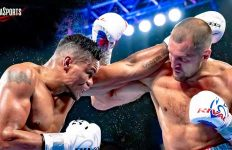Eleider Alvarez vs Sergey Kovalev exclusive pics