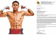 Devin Haney and Promoter's License