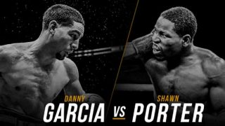 Danny Garcia-Shawn Porter 2018