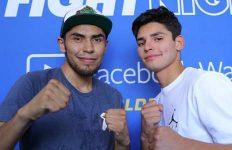 Morales - Garcia media workout