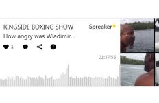 Ringside Boxing Show Podcast