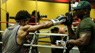 Shawn Porter Media Workout 2018
