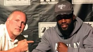 Brandon Robinson signs with Kings Promotions
