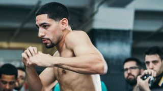 Danny Garcia Media Workout 2018