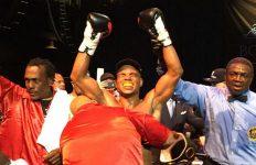 Decarlo Perez victorious