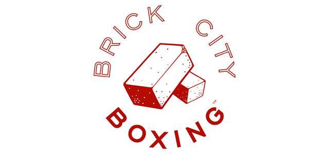 Brick City Boxing Banner