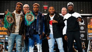 Charlo Twins Headline at Barclays Center