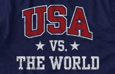 USA vs the World