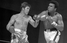 Lamar Clark vs Cassius Clay