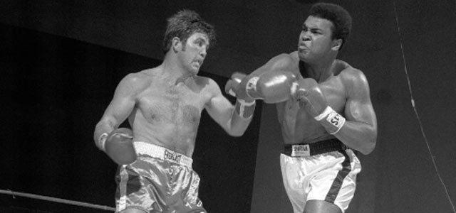 Lamar Clark vs Cassius Clay