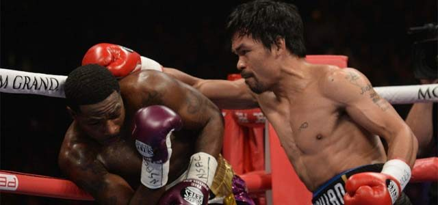 Pacquiao punches Broner 2019