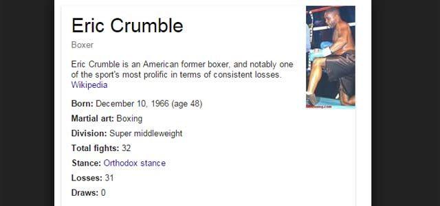 Eric Crumble