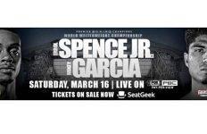 Spence vs Garcia Banner
