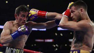 Lomachenkov vs Crolla
