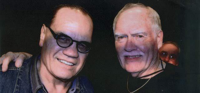 Tex Cobb and Ken Hissner