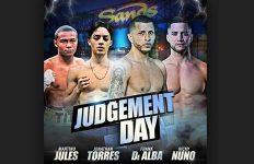 Judgement Day Sands