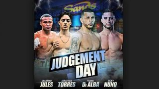 Judgement Day Sands
