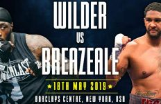 Wilder vs Breazeale