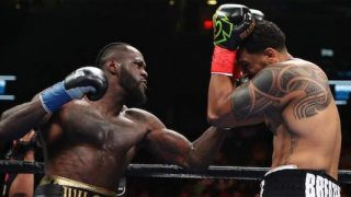 Wilder vs Breazeale 2019