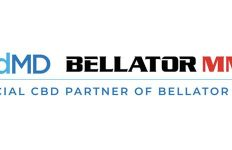 cbdMD and Bellator