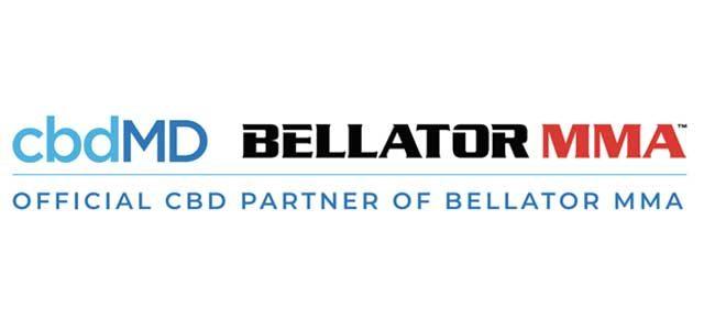 cbdMD and Bellator