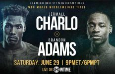 Charlo vs Adams