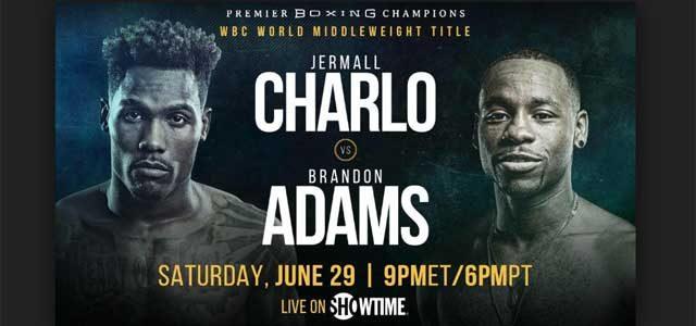 Charlo vs Adams