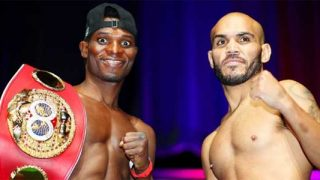 Commey vs Beltran