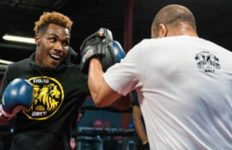 Jermell Charlo Sparring 2019