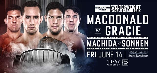 Macdonald vs Gracie Banner