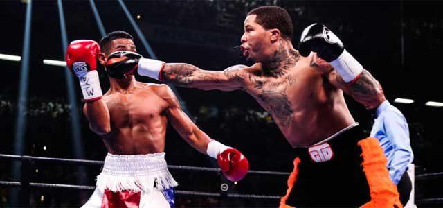 Gervonta Davis vs Ricardo Nunez