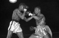 Cassius Clay - Amos Johnson
