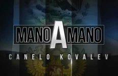 Mano-A-Mano Canelo Kovalev banner