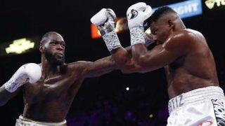 Wilder vs Ortiz 2