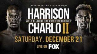 Harrison vs Charlo 2