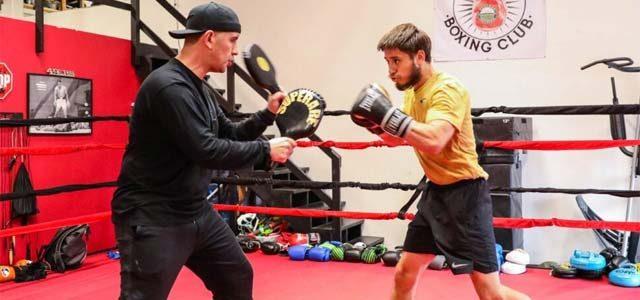 Ramon Villa Training
