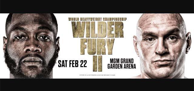 Wilder - Fury 2 banner
