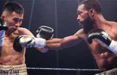 Russell vs Nyambayar