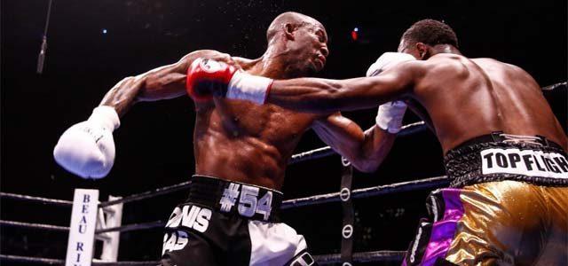Ugas hits Dallas Jr