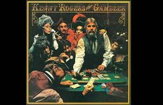 Kenny Rogers The Gambler album cover