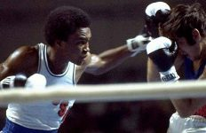 Sugar Ray Leonard 1976 Olympics