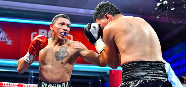 Berchelt vs Valenzuela