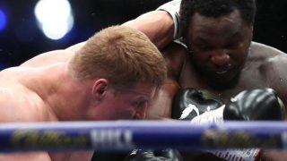Whyte - Povetkin