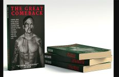 Ebo Elder - The Great Comeback book