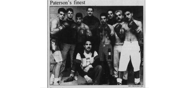 Paterson's Finest boxers
