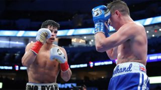Ryan Garcia vs Luke Campbell